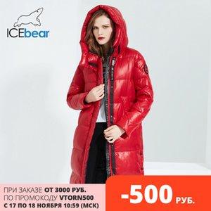 2020 icebear yeni ürün parka moda uzun kış yüksek kaliteli kadın ceket GWD20155D