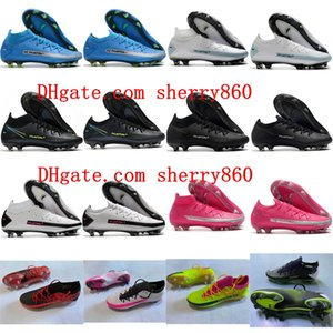 2020 cheap mens soccer cleats Phantom GT Elite Dynamic Fit FG football boots soccer shoes new Hot