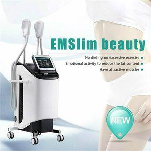 2020 emsculpt EMslim HI-EMT machine EMS Muscle Stimulatior electromagnetic fat burning shaping hiemt emsculpt beauty equipment free logo
