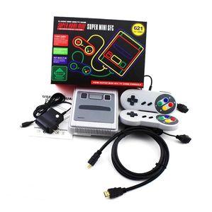 621 Jogos Console Infância Retro Mini Classic 4K TV HDMI 8 Bit Video Game Console Jogador de jogos portáteis com caixa de varejo