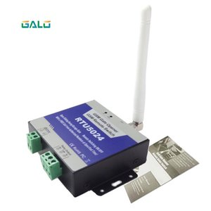 RTU5024 GSM Gate Protens Roller Gate Wate Presser Home GSM Remote Access Control Control Good Gain Magnet Andenna App поддерживает
