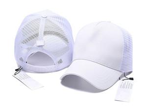 Nuovi arrivi Unisex Cap Fashion Golf Classic Baseball Cappelli da baseball Poliestere regolabile Pola Pola Snapback Bone Casquette all'aperto Sun Dad Cappello