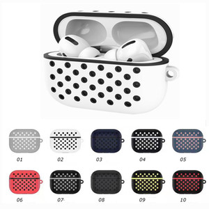 Cover for Airpods pro 2 1 Case Silicone Air pods earphone Protector for airpod2 Acessories cover with keychain Airpods Case