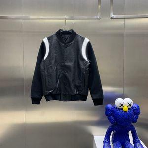 Tamanho europeu homens outono e inverno vestuário moda outerwear tamanho asiático alta qualidade All-Match respirável cordeiro lã jaqueta jeita05
