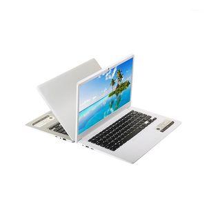 14 дюймов ATOM X5 Z8350 Quad Core 2G / 4GB RAM 32G / 64GB 1920 * 1080 HD Экран HD дешевый Windows 10 NetBook Laptop1
