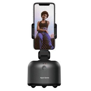 Apal Genie II 360 Suivi de rotation automatique du visage selfie bâton Gimbal intelligent Video Object Tracking Support de téléphone de tournage