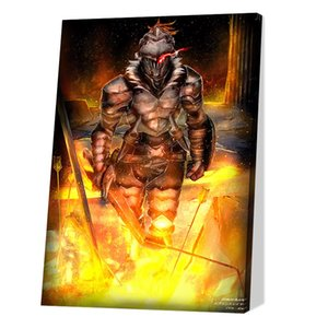HD Canvas Print Home Decor Art Painting Goblin Slayer Novel Poster