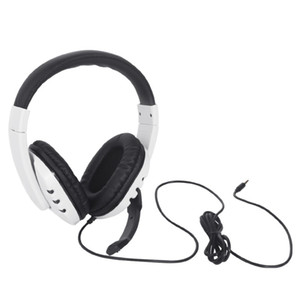 Wired Game Deep Bass Over Ear Gaming Headset Headphone with Mic for PS5 PS4 One Mac PC Laptop Mobile Phones 3.5mm