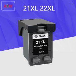 ASWFOR 22 22 для 22 22 21XL 22XL Чернильные картриджи для DeskJet F2180 F2200 F2280 F4180 F300 F380 380 D2300 Принтера1