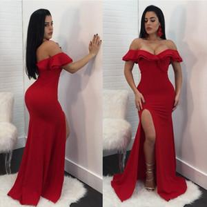 women evening party dress vestidos vestido long dress sexy party dresses plus size women dresses ruffles off shoulder split