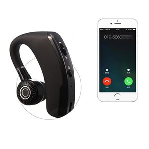 high quality V9 Wireless Bluetooth Headphones CSR 4.1 Business Stereo Wireless Earphones Earbuds Headset With Mic Voice Control IN