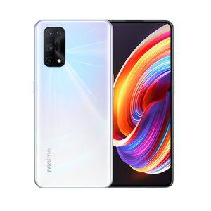 Original Realme X7 Pro 5G Téléphone mobile 8GB RAM 128GB ROM MTK 1000 OCTA CORE 64MP NFC NFC Android 6.55 pouce Plein écran Digore