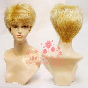 Modische Straight Hair Damen Neue Stil Head Cover Heißer Verkauf Flauschige kurze Perücke