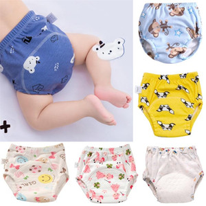 Washable Waterproof Breathable Cloth Diaper Reusable Ecological Nappy Reusable Diaper Training Pants Underwear Nappy Changing