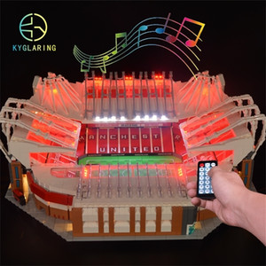 Kyglairng LED Light Kit متوافق مع Lego 10272 Old Trafford Manchester (Only Light Kit المدرجة) Q1121
