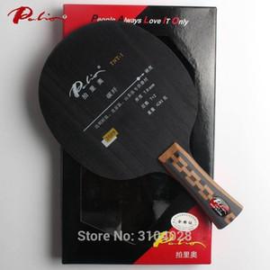 Palio Resmi TNT-1 Masa Tenisi Blade 7wood 2Carbon Hızlı Saldırı Pekin Shandong Takım Oyuncu Ping Pong 201204 için Özel Loop ile Hızlı Saldırı