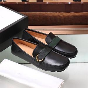 A1 Горячие Мужские Кожаные Обувь Человек Бизнес-Платье Классический Стиль Квартиры Браун Черный Кружев Направленные Ножные Обувь Для Мужчин Оксфорд Обувь