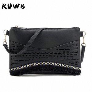 RUWB роскошные сумки женские сумки дизайнер PU кожаные маленькие сумки на плечо дамы, пустые вечернее сцепление Crossbody мешок сумки # JS6W