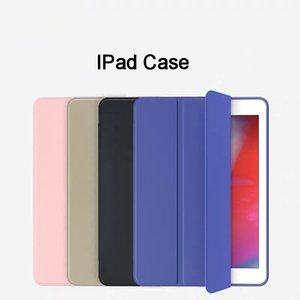 For iPad air 4 3 2 5 Pro 9.7 10.5 10.2 11 10.9 Mini 1 2 3 4 5 PU Leather Stand Holder Protective Cover Ipad Case Tablet Case