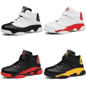 Skkek Boys Men Baloncesto Zapatos de baloncesto 2019 New Spring Kids Sneaker Outdoor Big Kids Niños antideslizantes Sports Zapatos Calzado Zapatos Cesta Deporte J1208