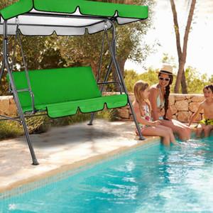 Tiendas de campaña y refugios A prueba de agua Cubierta de asiento a prueba de agua Oxford Paño Patio Patio Jardín Set + Top para suministro de ocio al aire libre doméstico