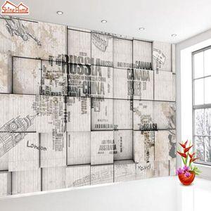 ShineHome-Retro Brick Wallpapers Rolls 3d Photo Wallpaper for Walls 3 d Livingroom Wall Mural Roll Paper Home Decor