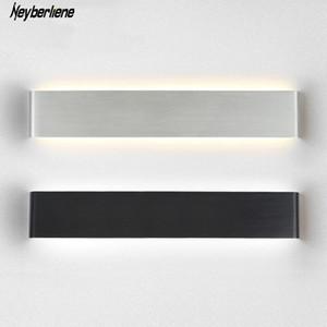 Led Wall Lamp Aluminum Wall Light Sconce For Bedroom Dinning Living Room Abajur Luminaire Mirror Light Luminaire Wandlamp Stair