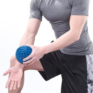 Sports Supplies Yoga Fatigue Relieve Training Massage Ball Gym Muscle Relax Spiky Fascia Fitness EVA Roller Effective