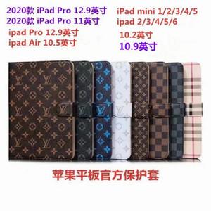 Diseñador de lujo 2019 nuevo 2019 2017/2018 iPad 9.7 Air 1/2 Mini 2 3 4 5 Tablet Soporte de lujo Caso inteligente