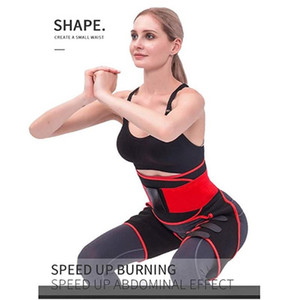 Women Waist Trainer Body Shapewear 4 Colors Adjustable Sport Connect Pants Belt Fashion Gym Yoga Running Slimming Belts 23ss L2