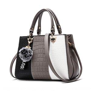 Women Bag Tote Luxurys Outdoor Handbags Hrlgb Autumn 2020 Leather Bags Mini Bag Real Designers Crossbody Women 6OaH Totes Winter Chsfv