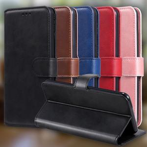 Wallet Case For OPPO A92S A92 A91 A72 A52 A31 A1K A12 A11 A11X A5 A9 A3S A5S A7 AX5 AX7 2020 A83 A73 A59 PU Leather Phone Cover