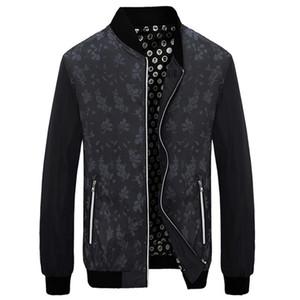 New 2020 Jacket Men Fashion Casual Loose Mens Jacket Sportswear Bomber Mens jackets and Coats Plus Size 4XL 5XL