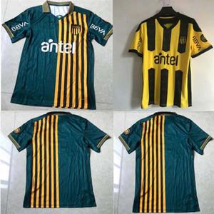 2020 202 2021 Club Atletico Penarol Soccer Jerseys 20 21 Peñarol Uruguay Lucas Ezequiel Viatri جديد Formiliano Formiliano كرة القدم القمصان