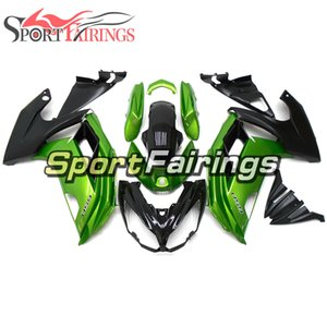 Motorcycle ABS carénages pour Kawasaki ER 6F 2012 2013 2014 2015 2016 650R 12 13 14 15 16 Pannels Platy Injection Platic