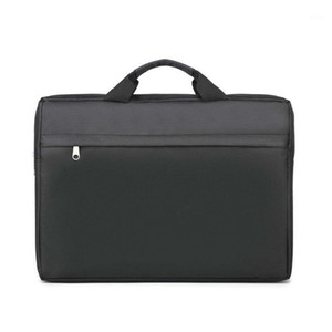 Business Document Ordinateur portable Portable Hommes Hommes Sac à main Oxford Document Organisateur Porte-documents Fichier Messager Messenger