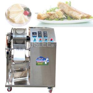 Machine à rouleau à ressort 2020 pour rouleau à ressort Gâteau de canard rôti de crêpe Grande Production Printemps Cake Machine