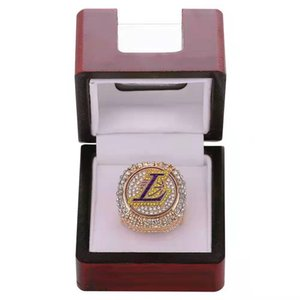 LAST GESIGN 2020 Los Angeles Basketball World Championship Ring Wholesale Free Shipping US SIZE 9# 11# 13#