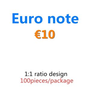 Prop Copy Fake Money Kids Toys Tool Learning Gifts Euro Party Paper 10 Festive MoneyCollections Games 04 Sujqu