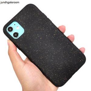 Produtos de Tenchen Eco do Wheat Eco OEM Produtos ODM Capa de Telefone Biodegradável Fibra Biodegradável