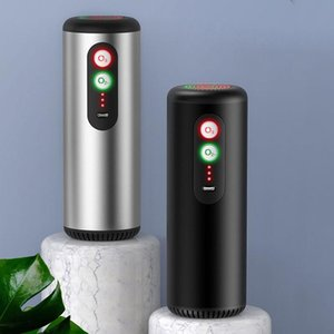Mini Air Peorifier Hiouse FormalDehyde Удаление дезинфекции Воздухов для удаления воздуха Портативный Отрицательный генератор ионов для домашнего офиса