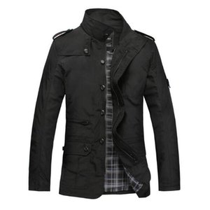 New Hot Sale Men's Jacket Coat Summer Thin Casual Simple