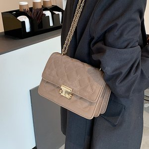 HBP мини-цепь сумка для женщин 2021 зимние женщины, как правило, фирменные классические сумки для плеч и кошельков женские путешествия роскошная рука