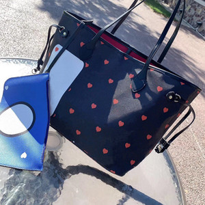 2020 neue High-End-klassische gedruckte Handtasche Spielkarte Design Mode Womens Taschen Outdoor Freizeit Hohe Qualität Womens Einkaufstasche
