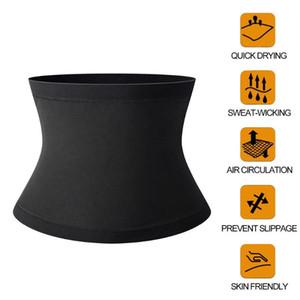 Apoyo de la cintura Cinturón de las señoras Ergonómico Cómodo Fitness Correa Sauna Sudor Cuerpo Formando Deportes Corsé Belly