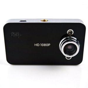 K6000 سيارة DVR 1080P كامل HD داش كام 2.4 '' HD الشاشة للرؤية الليلية 140 عدسة زاوية واسعة السيارات سيارة كاميرا فيديو مسجل سيارة التصميم 1