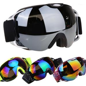 Ski Goggles Professional Double Layers UV400 Anti-fog Big Mask Glasses Skiing Men Women Winter Snow Snowboard Goggles1