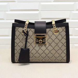 حقائب اليد المحافظ حقيبة crossbody محفظة أزياء عالية الجودة الكلاسيكية إلكتروني قفل معدني سعة كبيرة النساء حمل حقيبة شحن سريع