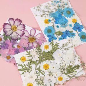 1 saco de flores secas resina UV decorativo flor natural adesivos 3d seco beleza decalque mofo epóxi diy enchimento bbycth
