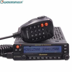 Wouxun KG-UV950P رباعية بنطال انتقال ثمانية عصابات الاستقبال عالية الطاقة الإخراج عبر الهاتف المحمول مع راديو وظائف متعددة